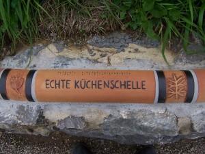 Barrierefreier Landschaftspfad_Beschriftung Handlä_ufe (c) Naturpark Nordeifel