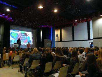 Eine Welt Konferenz 2014 (c) Förderverein Lokale Agenda 21 in Gelsenkirchen e.V.