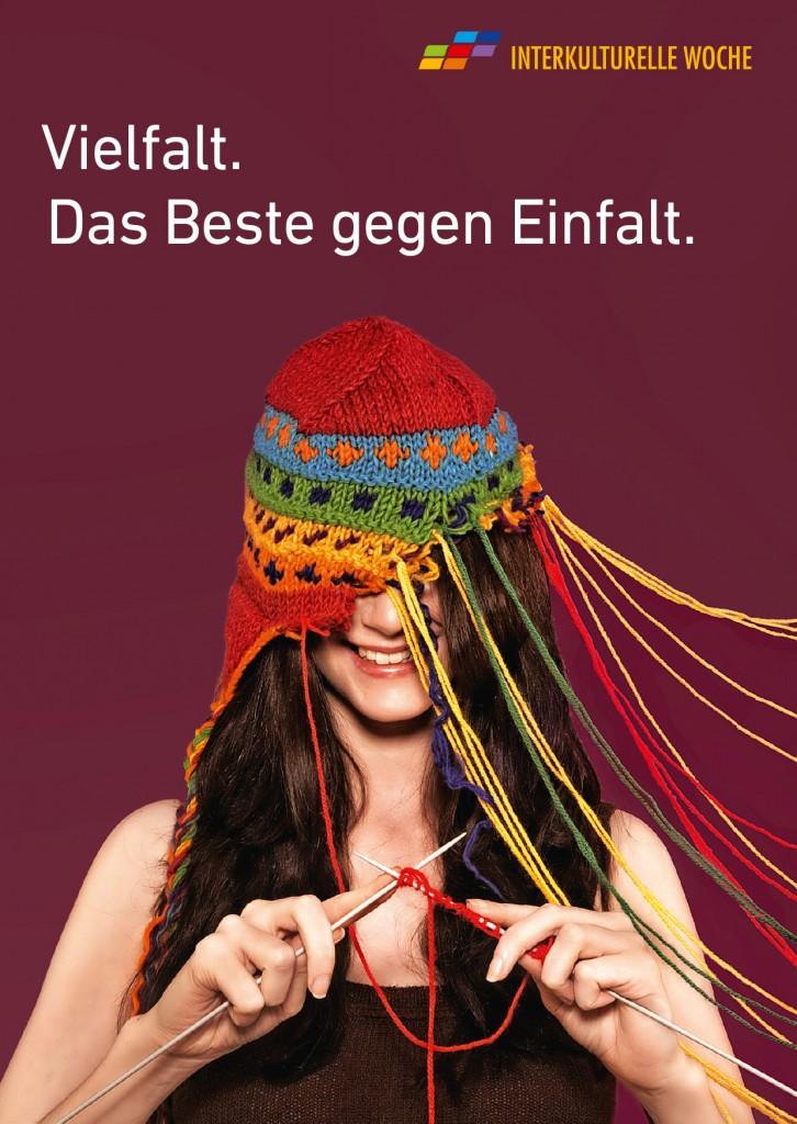 Postkarte zur Interkulturellen Woche 2015
